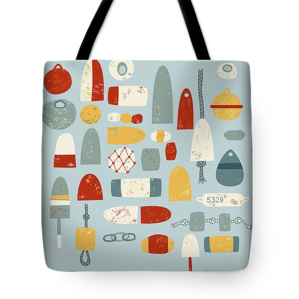 Oh Buoy Tote Bag