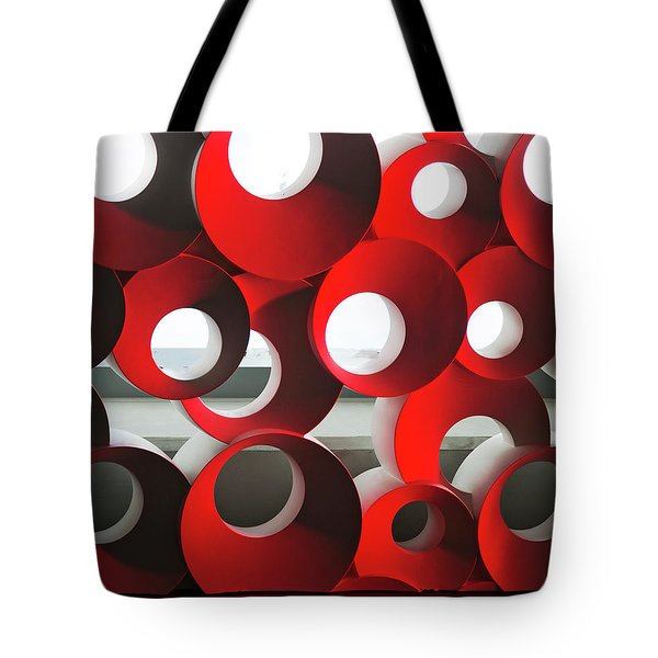 Tote Bag featuring the photograph Oh by Elvira Butler