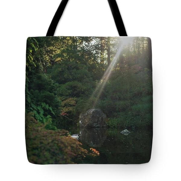 Oh Holy Duck Tote Bag