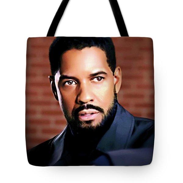 Oh, Lawd Denzel Tote Bag