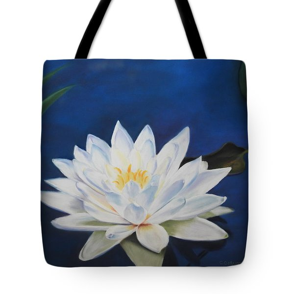Oh Lily Tote Bag