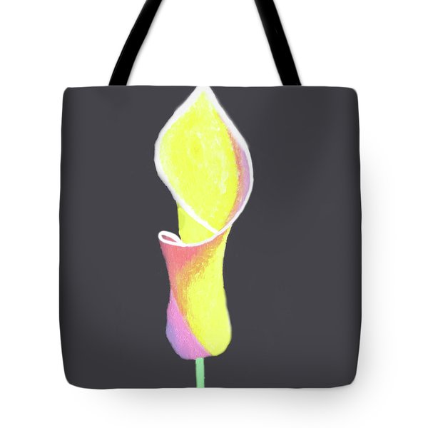Oh Lily Tote Bag by Cyrionna The Cyerial Artist