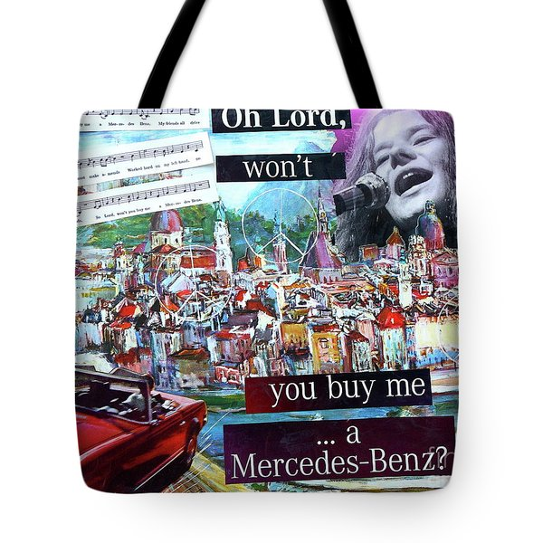 Oh Lord Tote Bag