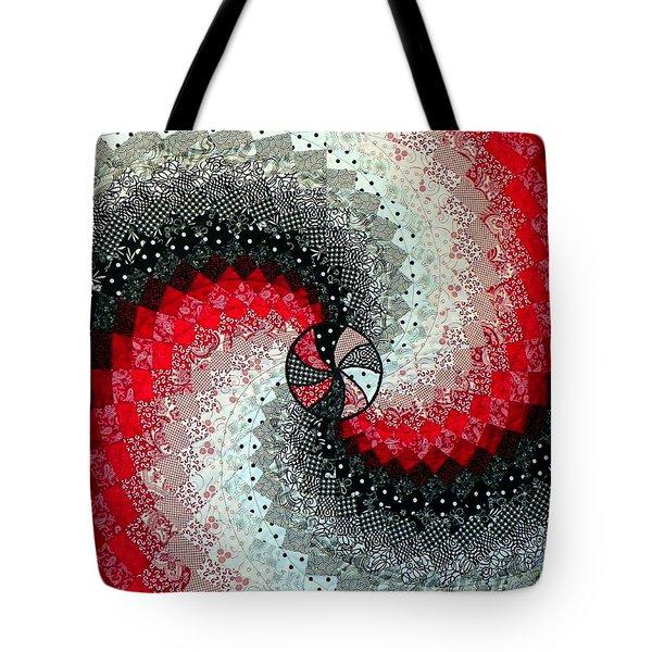 Oh Lynda Tote Bag by Karen Wiles