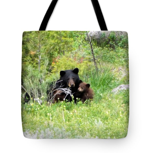 Oh Mom Tote Bag