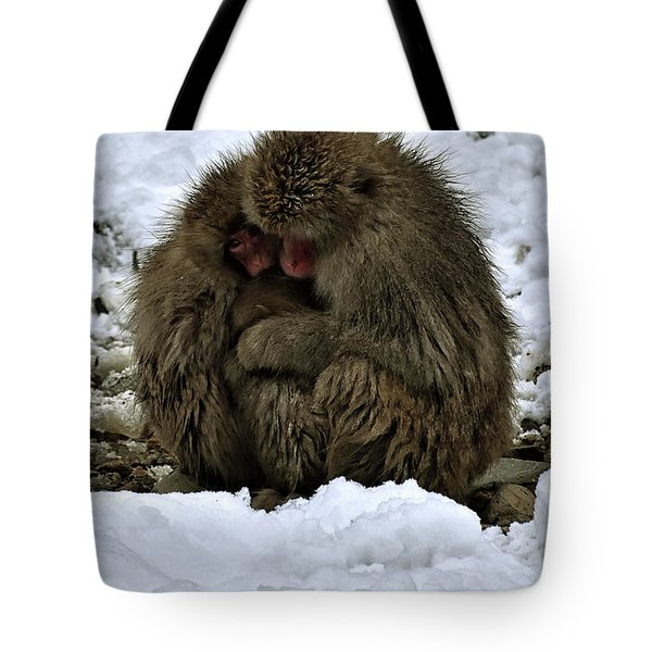 Oh Mummy It's Cold Tote Bag