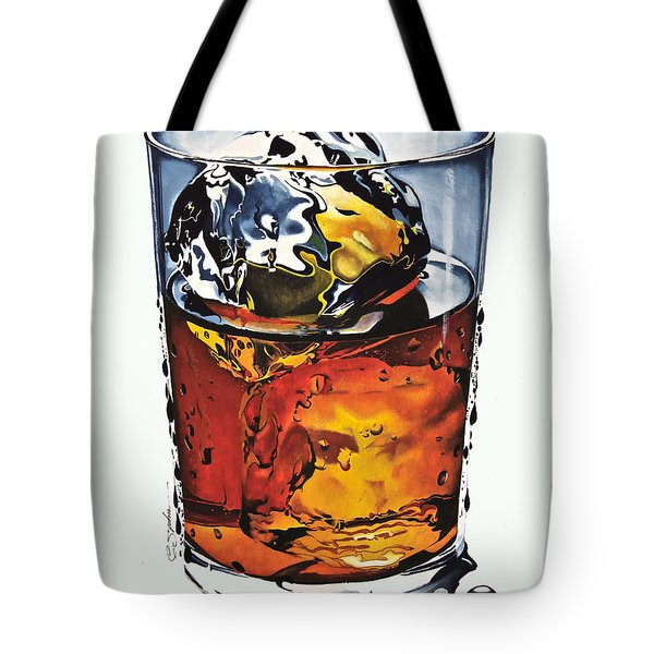 Oh My Gouache Tote Bag