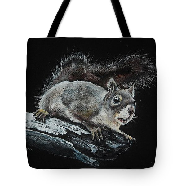 Oh Nuts  Tote Bag by Jean Cormier
