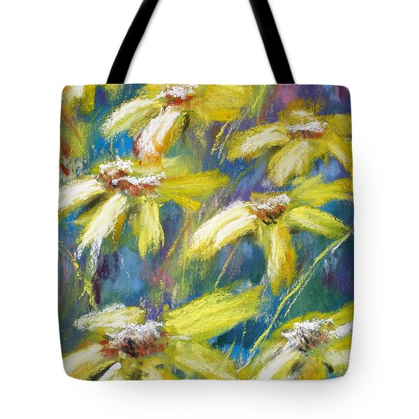 Oh Sunny Day Tote Bag by Cathy Weaver
