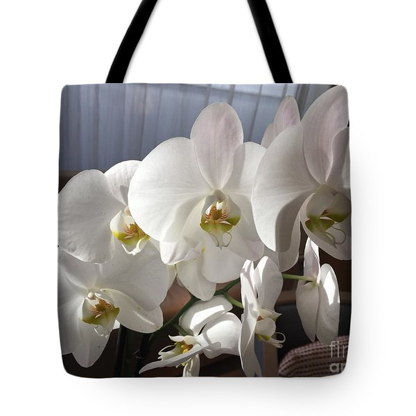 Oh Those Orchids Tote Bag