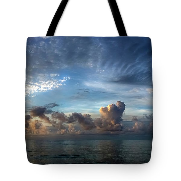 Oh, What A Beautiful Morning Tote Bag