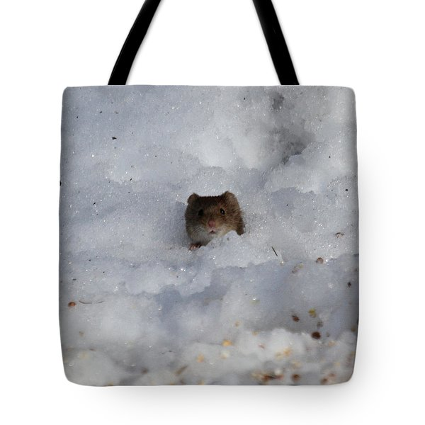 Ohhh You See Me Tote Bag