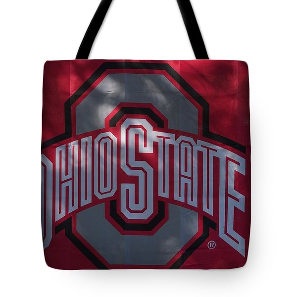 Ohio State Tote Bag by Joseph Yarbrough