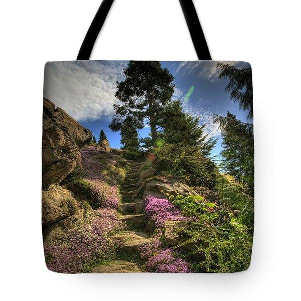 Ohme Gardens Tote Bag