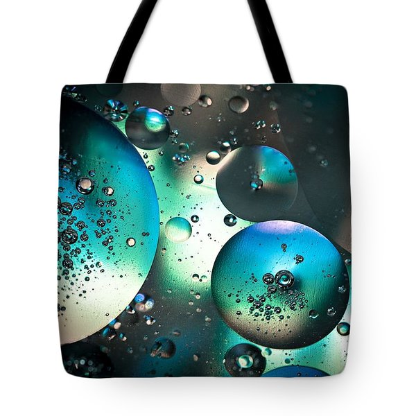 Oil And Water 1 Tote Bag