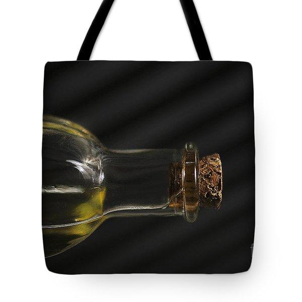 Oil Bottle Cork 1092a Tote Bag