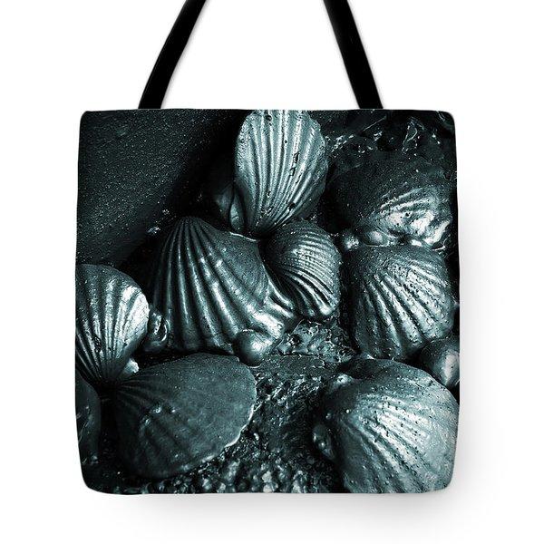 Oil Spill Tote Bag by Carlos Caetano