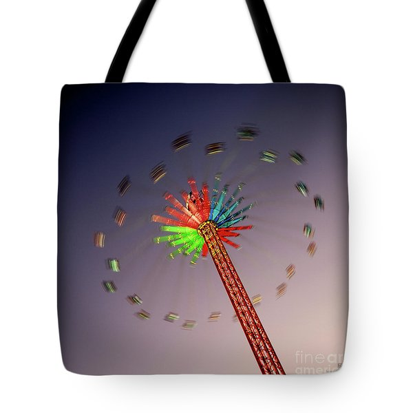 Ois Draht Si 2 Tote Bag by Hannes Cmarits