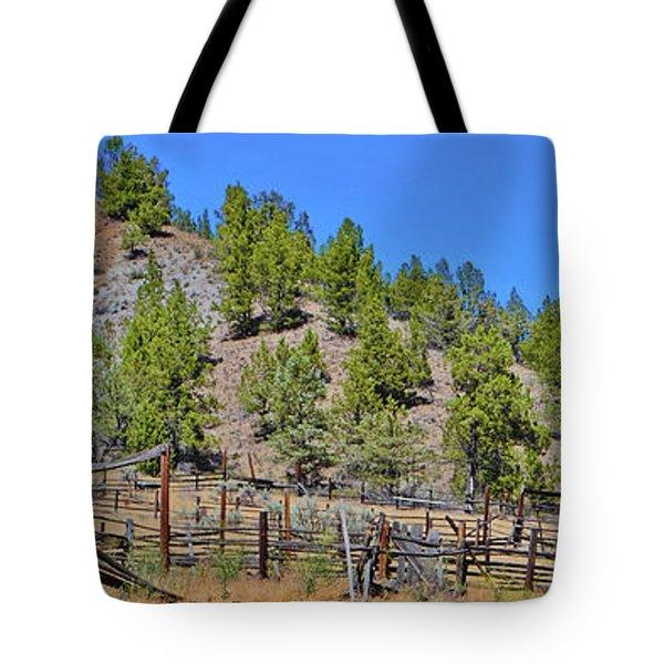 Ok Corral Tote Bag
