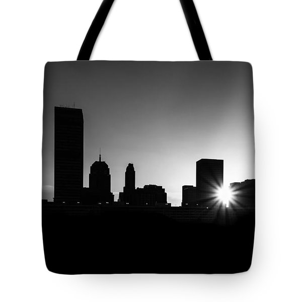 Tote Bag featuring the photograph Oklahoma City by Betty LaRue