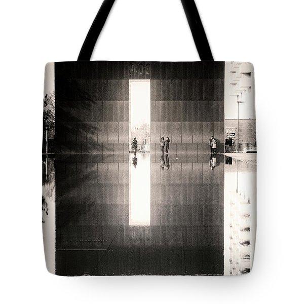 Oklahoma City Memorial Tote Bag