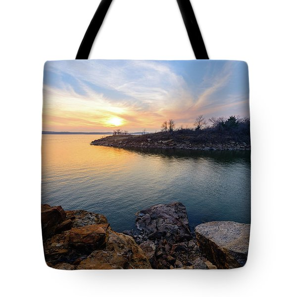Oklahoma Gold Tote Bag