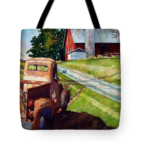 Ol '54 Tote Bag