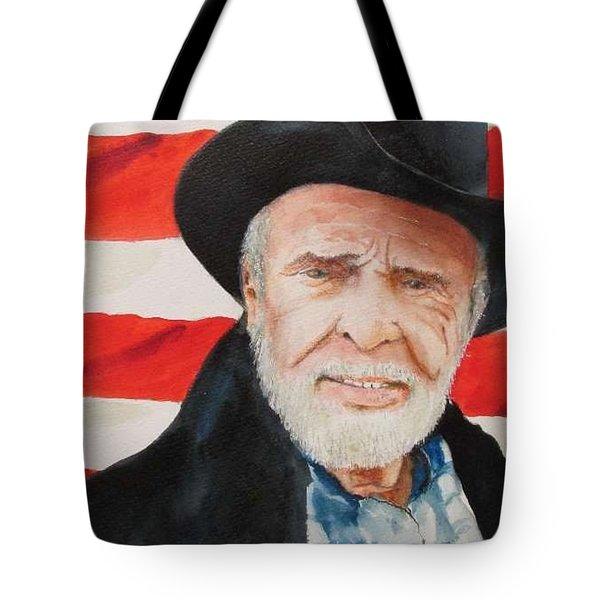 Ol Merle Tote Bag
