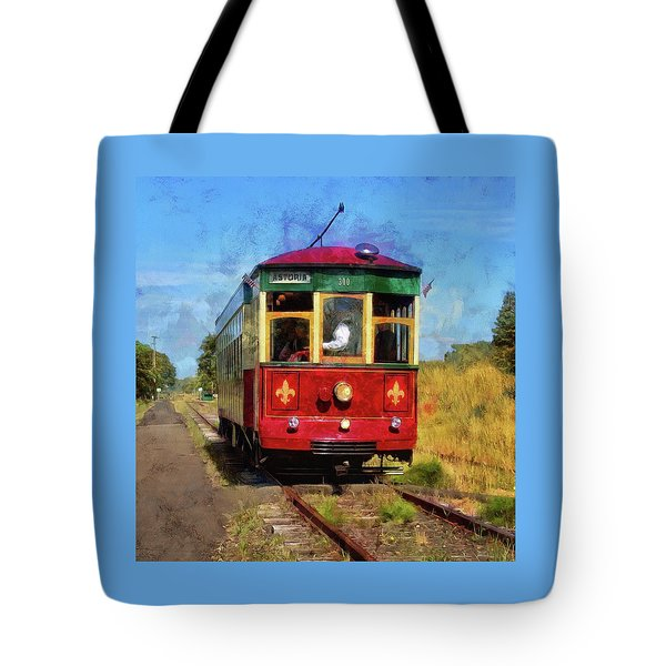 Tote Bag featuring the photograph Old 300 by Thom Zehrfeld
