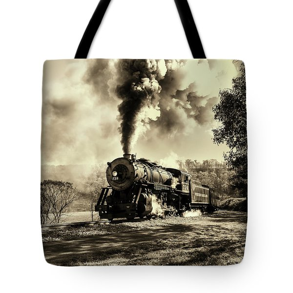 Old #734 Tote Bag