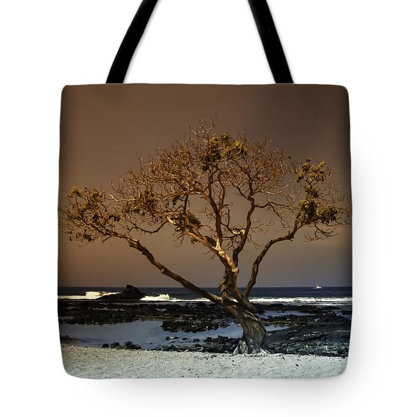 Old A Beach Tote Bag