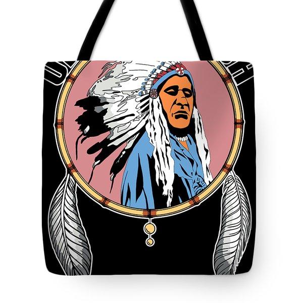 Old Amercia Tote Bag