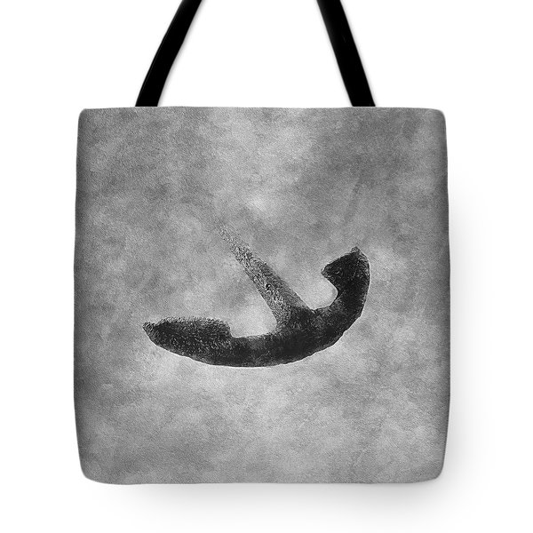 Old Vintage Anchor Tote Bag