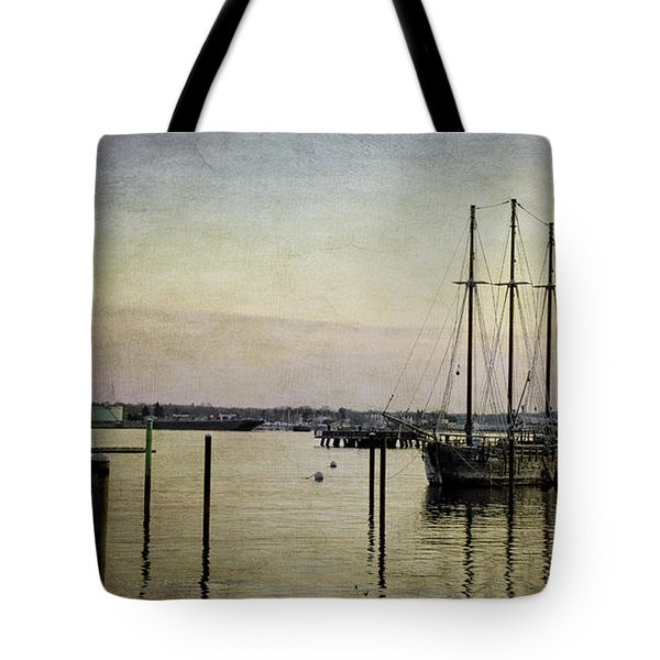 Old And New Tote Bag