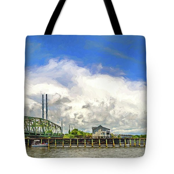 Old And Proud Tote Bag
