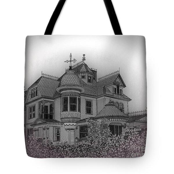 Aristocrat Tote Bag