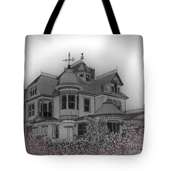 Aristocrat Tote Bag