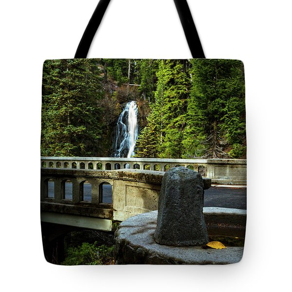 Old Barlow Road Bridge Tote Bag