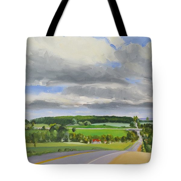 Old Barrie Road Tote Bag