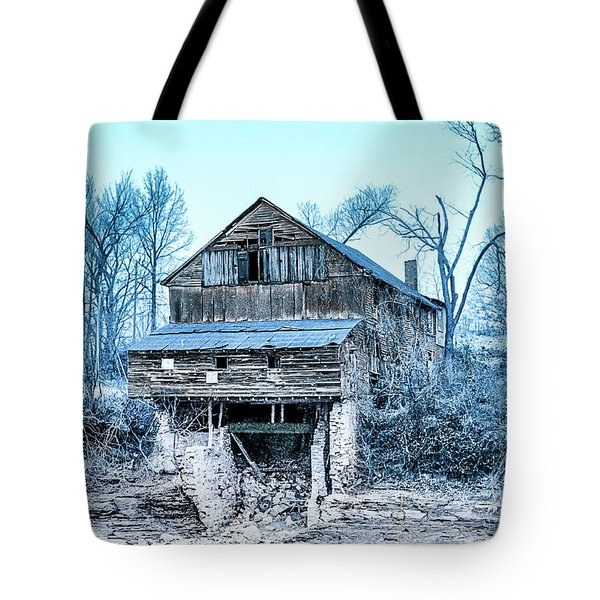 Old Blackiston Mill Tote Bag