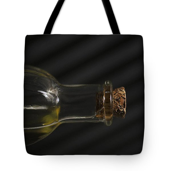 Old Bottle Cork 1092 Tote Bag