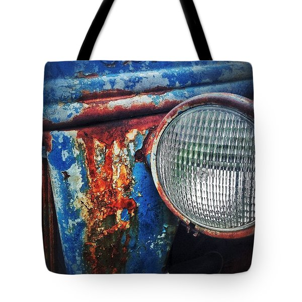 Tote Bag featuring the photograph Old Boy by Olivier Calas