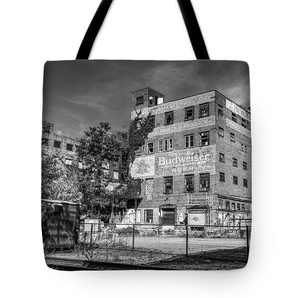 Old Brewery Tote Bag