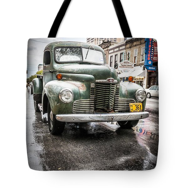 Old But Rolling Tote Bag