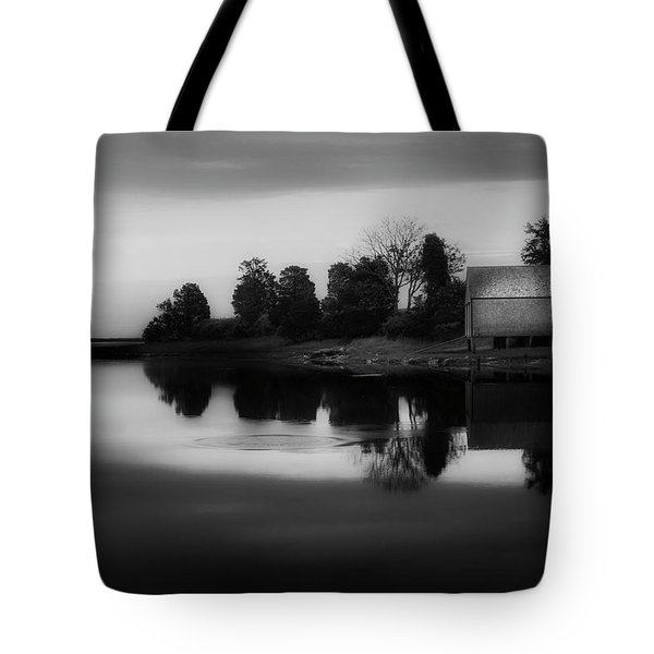 Tote Bag featuring the photograph Old Cape Cod by Bill Wakeley