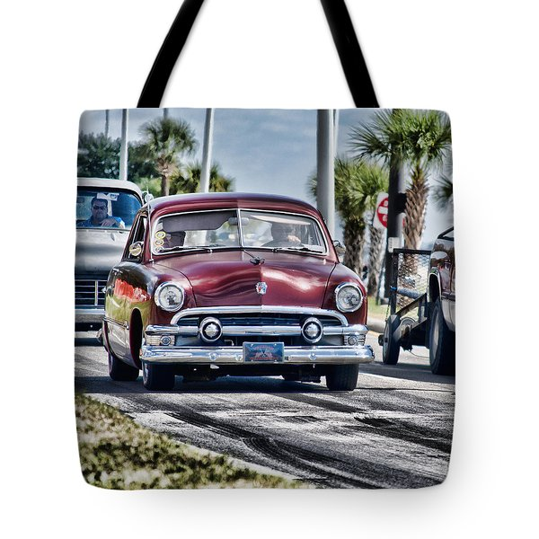 Old Car 1 Tote Bag