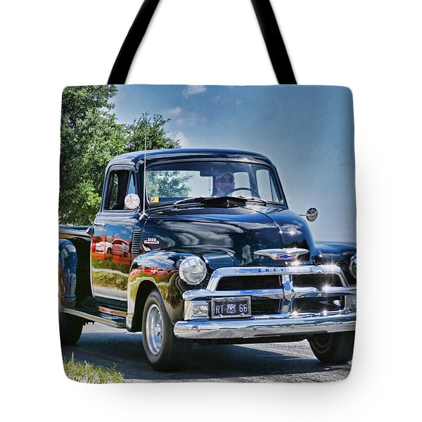 Old Car 3 Tote Bag