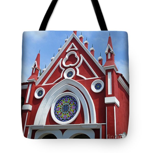 Old Cartagena 25 Tote Bag