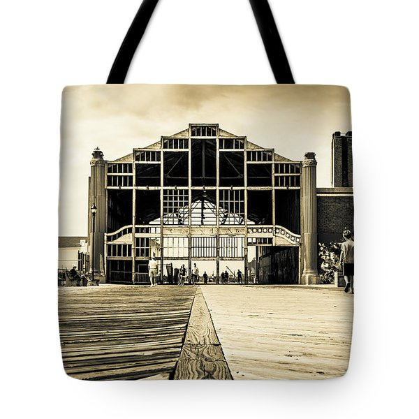 Old Casino Tote Bag