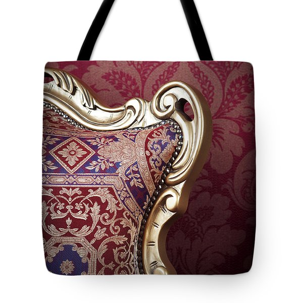 Tote Bag featuring the photograph Old Chair. by Andrey  Godyaykin